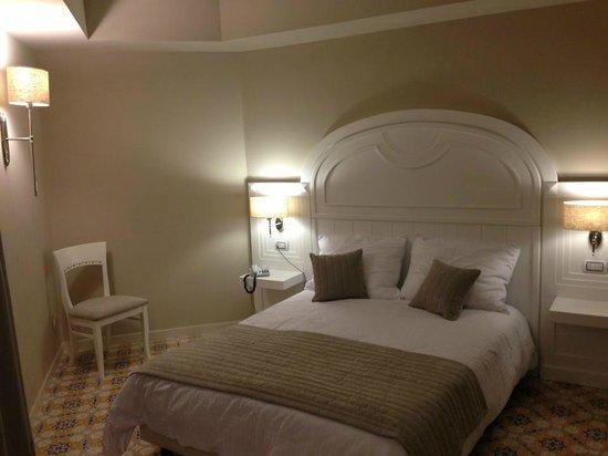 Hotel Capri: La camera