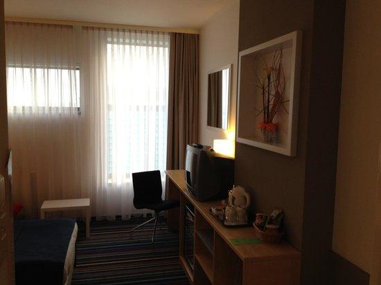 Holiday Inn Prague Airport: room