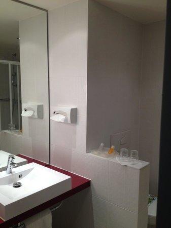 Holiday Inn Prague Airport: bathroom