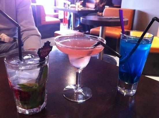 L'ardoise cafe : cocktails
