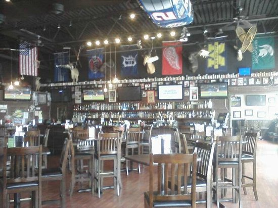 Sweeer Bar And Grill Interior