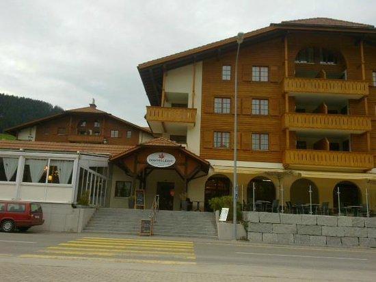Hostellerie am Schwarzsee : Hotel
