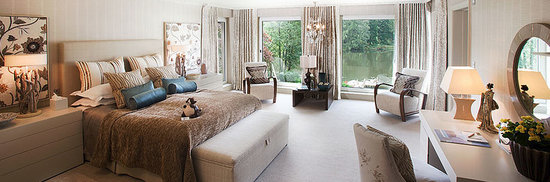 Gilpin Hotel & Lake House: Lake House - 'Harriet' Suite