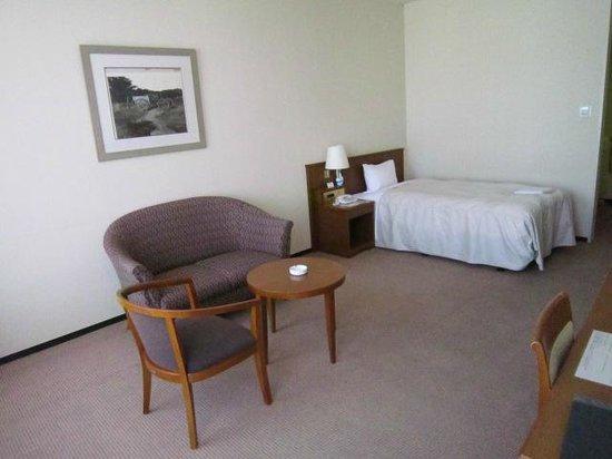 Hotel Espoir: ベッド