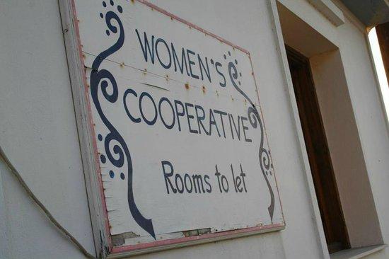 The Women's Co-Operative of Petra: Women's co-operative