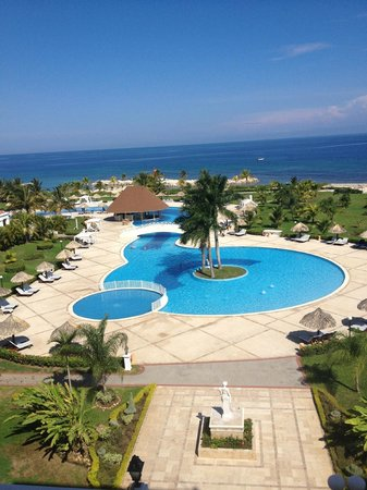 Luxury Bahia Principe Runaway Bay Don Pablo Collection: Amazing view