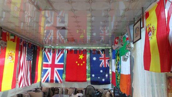Oasis Bar: Flag
