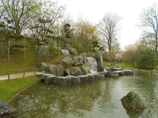 Waterval In Tuin : De waterval in de tuin van mozes youtube