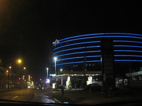 Hotel Dreams Araucania: llegando...