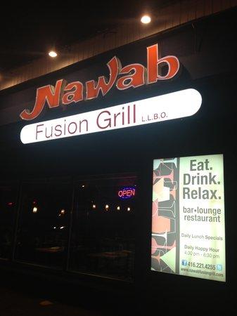 Nawab Fusion Grill