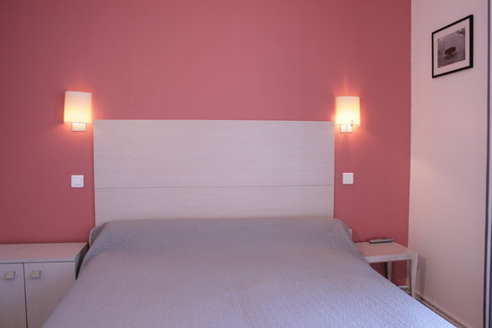 Inter-Hotel De Perros: Chambre double