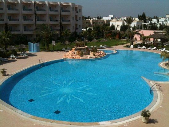 Eden Yasmine Hotel, Meeting & SPA: piscine