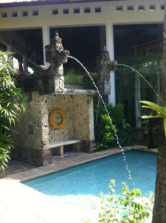 Sativa Sanur Cottages: spuitgasten