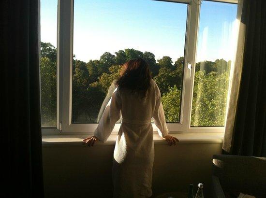 Thistle Kensington Gardens: amazing view