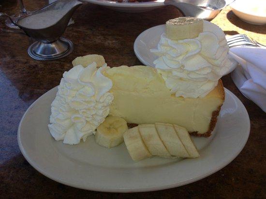 The Cheesecake Factory: Banana Pudding Cheesecake