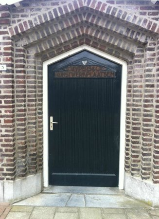 Cuypershuis: Toegangsdeur tot de werkplaats