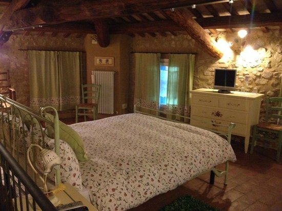 Country Club Da Cesco: Suite Violette