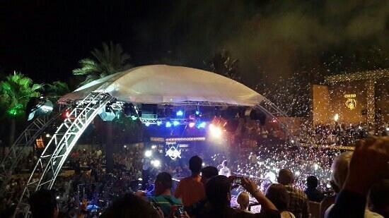 Aura Club Kemer : concert