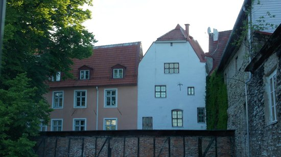 Vene 23 Apartments: Вид из окна