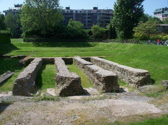 Milan's Roman Amphitheatre (Anfiteatro Romano)