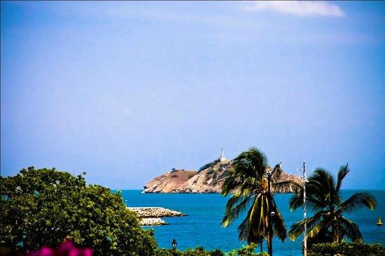Hotel Tayromar : Bahía de Santa Marta