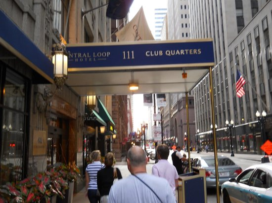 Club Quarters Hotel, Central Loop: QL Chicago