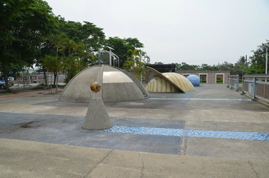 the Monument of Tropic of Cancer, Chiayi: 公園内