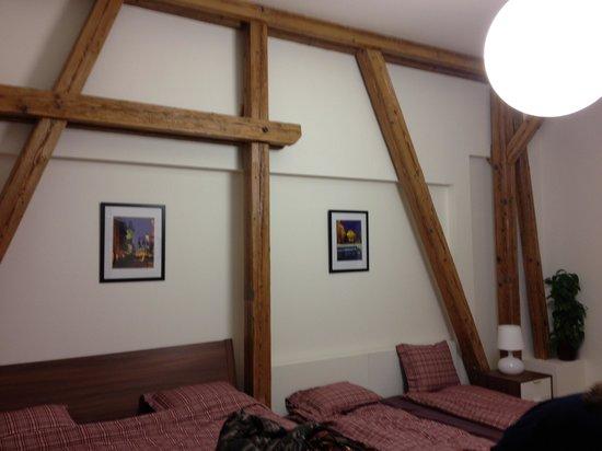 Wandering Praha: camera da 4 persone