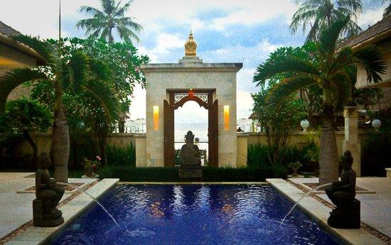 Puri Mas Boutique Resort & Spa: view from presidential villa