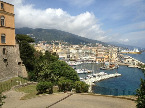 A Casarella : view from the terrace