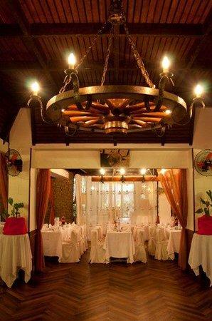 Hotel Gregoire: salle de banquet