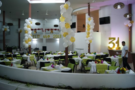 Waira Suites Hotel : Ready for the party