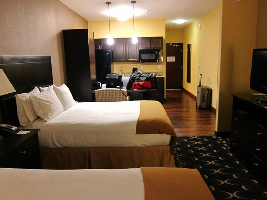 Holiday Inn Express & Suites Las Cruces North: 2 Queen Suite
