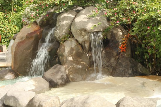 Hotel Mountain Paradise: Jacuzzi en zona de piscina