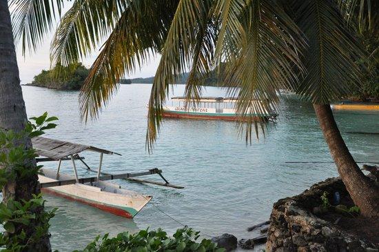 Island Retreat: vue de notre chambre