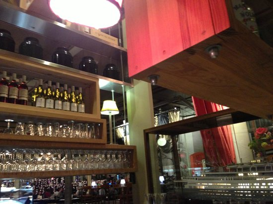 Hotel New York: bar
