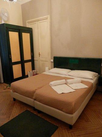 Hotel Meuble Suisse : качественная уборка номеров