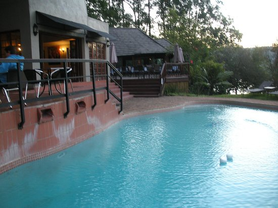 Hulala Lakeside Lodge: Hotel Hulala lodge