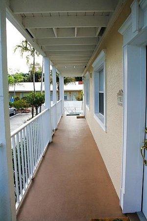 Marco Island Lakeside Inn: Eingangsbereich