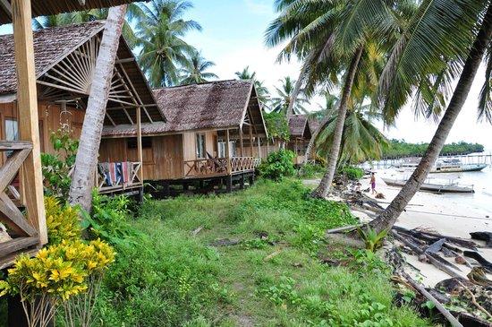Island Retreat: notre chalet