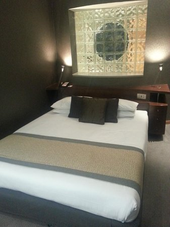 Radisson Blu Hotel, Glasgow: bed