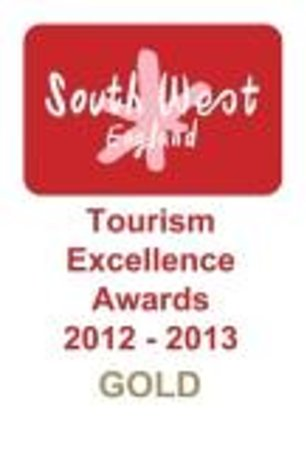 Razorcat Tours: Gold Award 2012-2013