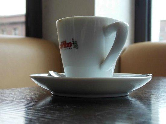 Don Sancillo: Espresso hinterher :-)