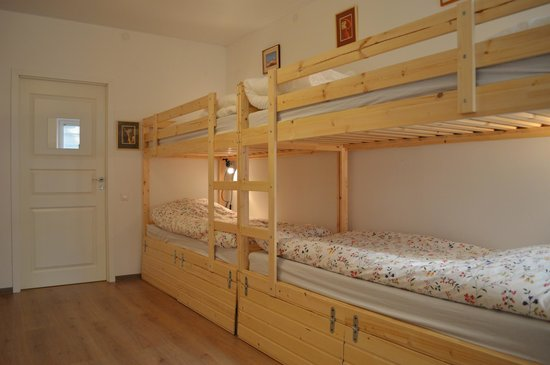 Hostel Club 33: Dormitory room (8 persones)