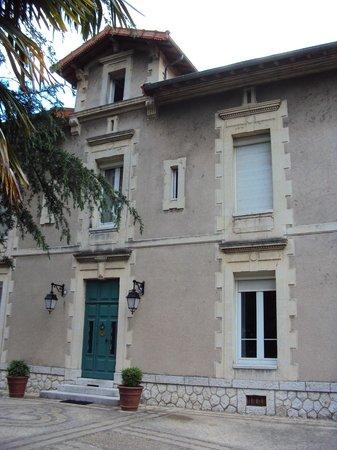 La Vagance: La Maison en arrivant