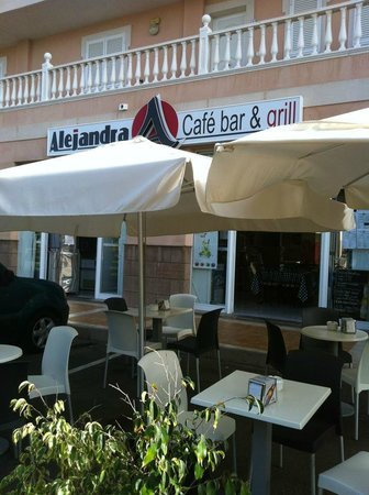 Alejandras Bar Grill Picture