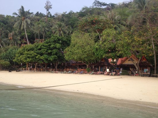 Phi Phi Relax Beach Resort: Resort