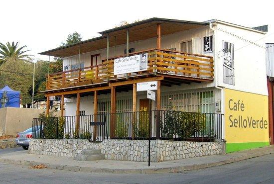 Cafe Sello Verde