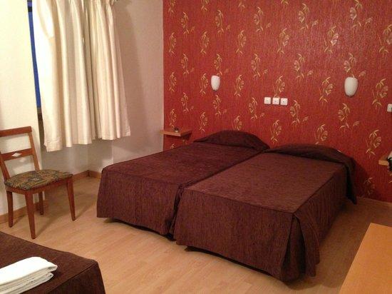 Sao Pedro Lisbon Hotel: habitación doble superior
