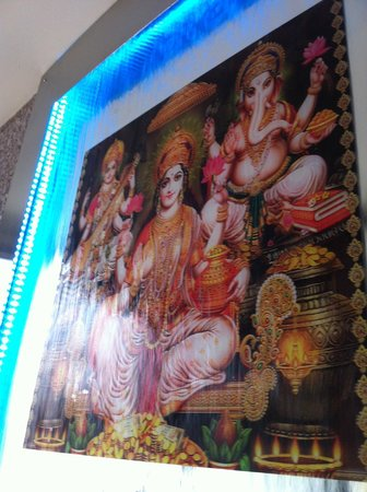 Maison Indian Curry House: Tableau